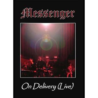Messenger - On Delivery (Live) DVD [DVD] USA import