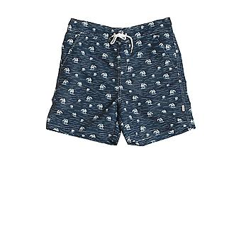 BELLFIELD Strickland Swim Shorts | Navy