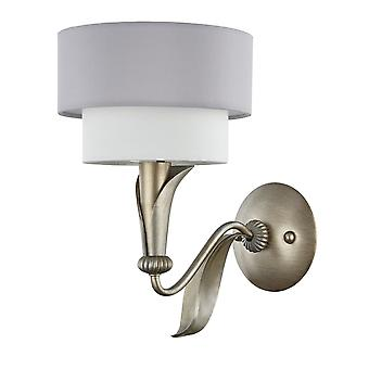 Maytoni Lighting Lillian House Collection Sconce, Pearl Gold
