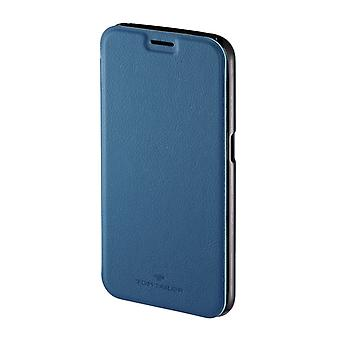 Tom Tailor Booklet New Basic Voor Samsung Galaxy S6 Skyblue