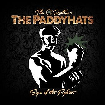 O'Reillys & the Paddyhats - Sign of the Fighter [Vinyl] USA import