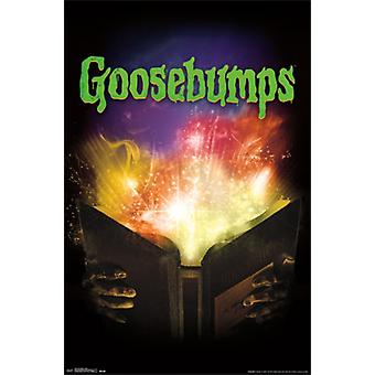 Goosebumps - Magic Poster Print