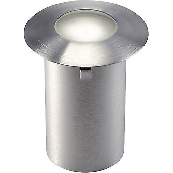 LED outdoor recessed light 0.3 W Warm white SLV Trail Lite 227462 Stainless steel