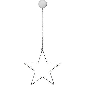 Window decoration Star Warm white LED Polarlite LBA-50-016