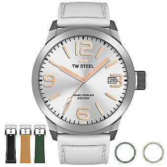 TW Steel Marc Coblen Edition TWMC21 Damenuhr / Mens Watch