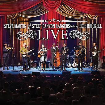 Steve Martin & the Steep Canyon Rangers - Steve Martin & the Steep Canyon Rangers Featuring [CD] USA import