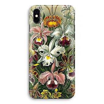 iPhonegeval X volledige Print - Haeckel Orchidae