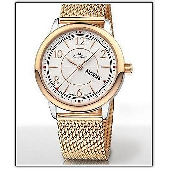Jean Marcel Palmarium bracelet mens watch automatic 561.271.53