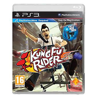 Kung Fu Rider - Move kompatibel (PS3)