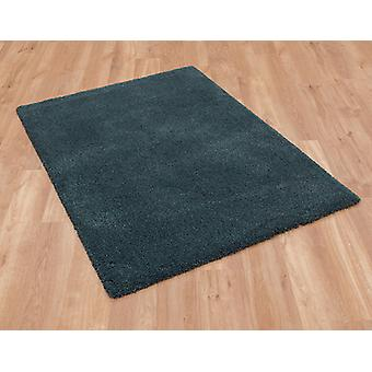 Cosy  71381 90 Dark Blue  Rectangle Rugs Plain/Nearly Plain Rugs
