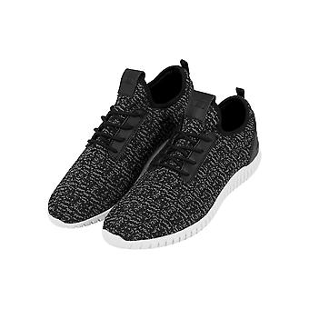 Urban classics shoes knitted light runner