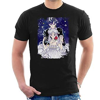 Sailor Moon Gelassenheit und Endymion Männer T-Shirt