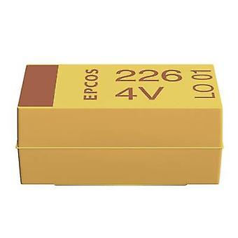 Tantalum capacitor SMD 0.33 µF 35 Vdc 10 % (L x W x H) 3.2 x 1.6 x 1.6 mm Kemet T491A334K035ZT 1 pc(s)
