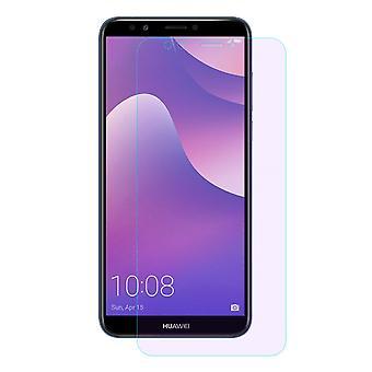 Huawei Y7 2018 scherm beschermer 9 H gelaagd glas tank bescherming glas gehard glas