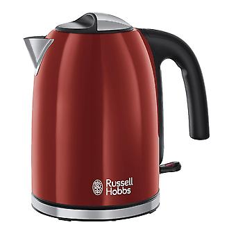 Russell Hobbs 20412 Colour Plus Red Cordless Electric Kettle