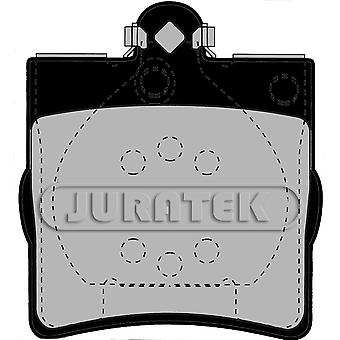 Replacement JURATEK Rear Brake Pads (Full set for Rear Axle) JCP1311