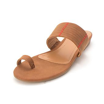 Stil & Co. Womens Beticia öppen tå Casual Slide sandaler