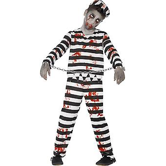 Smiffy's Zombie Convict Costume