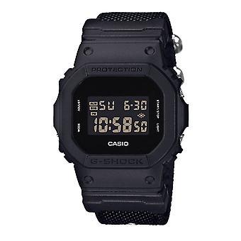 Casio Mens Watch G-Shock DW-5600BBN-1ER