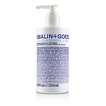 Malin+goetz Vitamin E Shaving Cream - 250ml/8.5oz