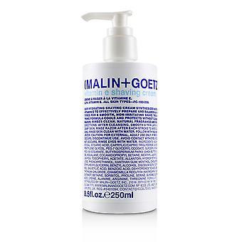 Malin + goetz Vitamin E Shaving Cream - 250ml/8,5 oz
