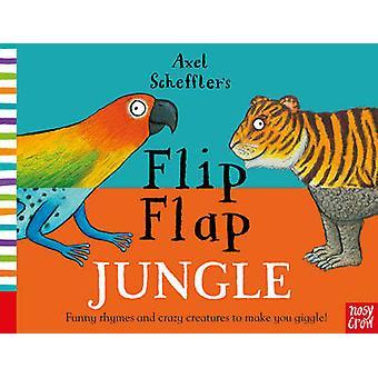 Axel Scheffler's Flip Flap Jungle by Axel Scheffler - 9780857634108 B