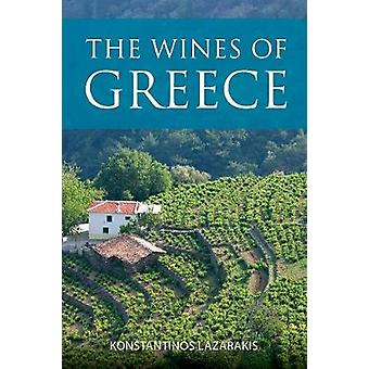 The wines of Greece by Konstantinos Lazarakis - 9781908984722 Book