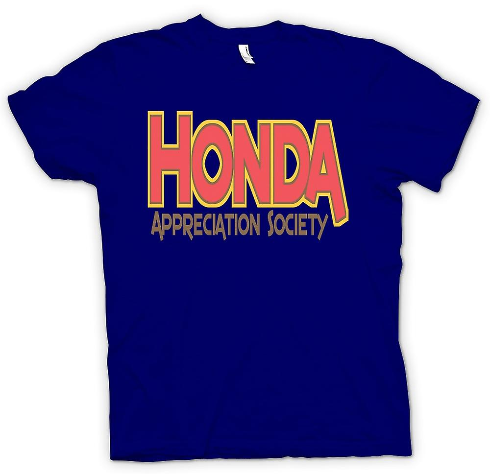 Mens T-shirt - Honda Appreciation Society