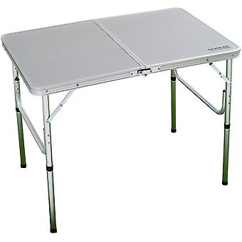 Regatta Cena Lightweight Sturdy Aluminium Camping Table Outdoors