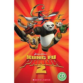 Kung Fu Panda 2 Audio Pack by Fiona Beddall - 9781906861384 Book