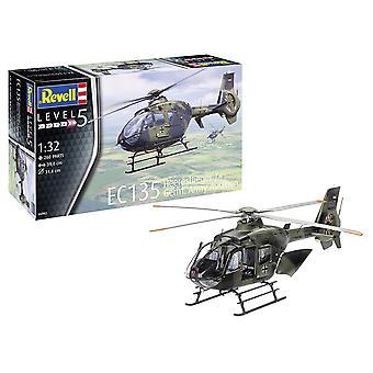 Revell EC135 Heeresflieger Deutschen Heeresflieger Model Kit 01:32