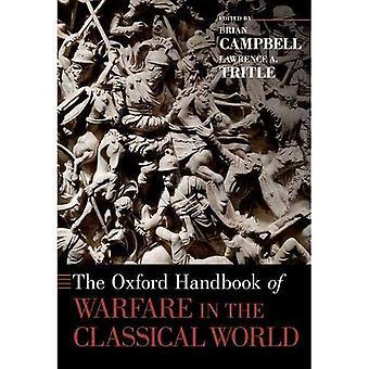 Le manuel d'Oxford de la guerre dans le monde classique - Oxford manuels (broché)