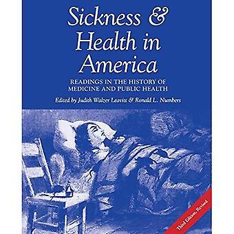 Maladie et santé en Amérique: lectures dans l'histoire de la médecine et santé publique