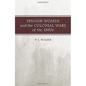 Femmes espagnoles et les guerres coloniales des années 1890