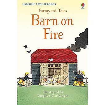 Capoeira contos celeiro em chamas (primeira leitura de nível 2)