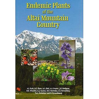 Endemic Plants of the Altai Mountain Country (Destination Guides)
