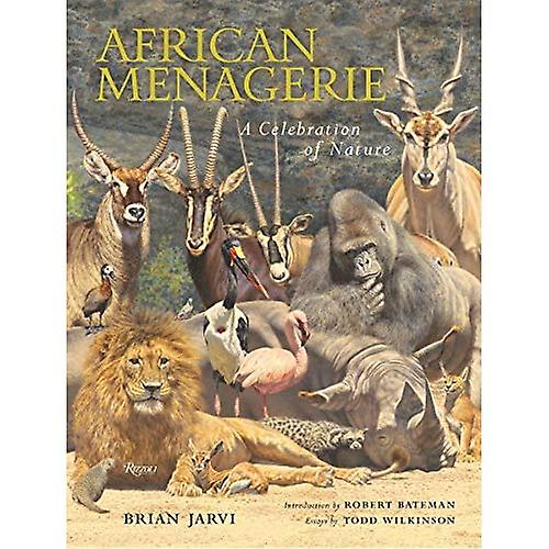 African Menagerie  A Celebration of Nature