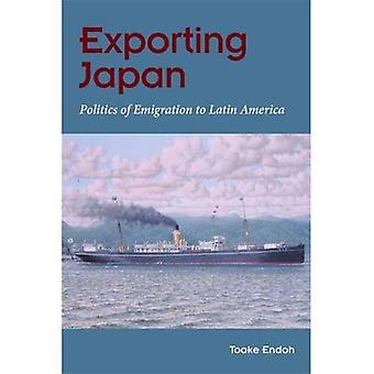 Exportador de Japão: Política de emigração para a América Latina