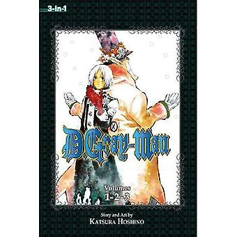 D.Gray-Man (3-In-1 Ausgabe), Bd. 1