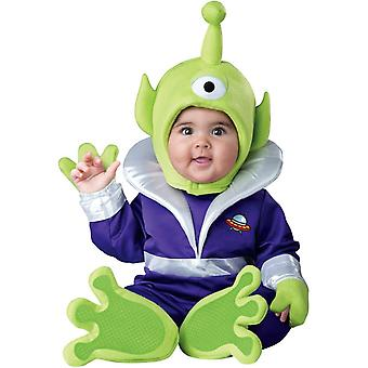 Martian Toddler Costume