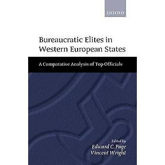 النخب البيروقراطية في أوروبا الغربية على تحليل مقارن لكبار المسؤولين بصفحة & جيم إدوارد آند أستاذ