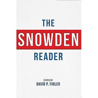 Lecteur de Snowden par Fidler & David P Professor