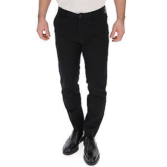 Dolce E Gabbana sort bomuld bukser