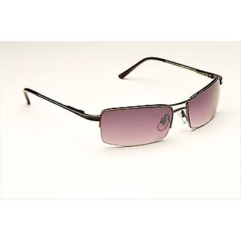 Eyelevel Cadiz Sunglasses with Dark Frames with Free Hard Case and Free Microfibre Cleaning Cloth Pouch
