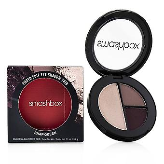 Smashbox Photo Edit Eye Shadow Trio - # Snap Queen (Save To Faves Hit Reply Get Candid - 3.2g/0.11oz