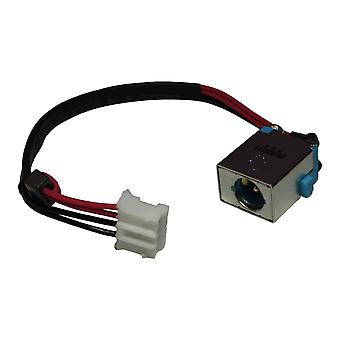 Acer Aspire ES1-511-C4TC Compatible Laptop DC Jack Socket With Cable