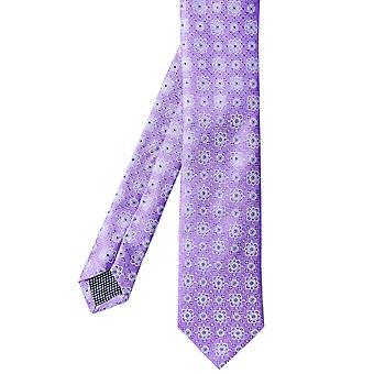 Eton Silk Patterned Tie