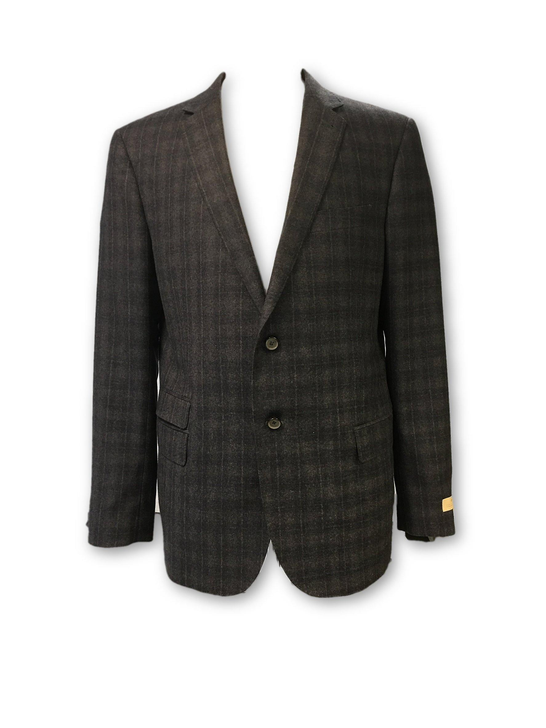 Circle of Gentlemen Dressed Parker 2 piece suit in grey check
