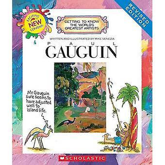 Paul Gauguin by Mike Venezia - 9780531221051 Book