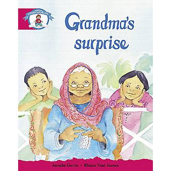 Literacy Edition Storyworlds Stage 5 - Our World - Grandma's Surprise